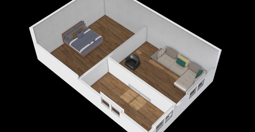 frrfr Interior Design Render