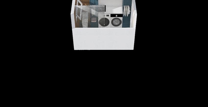 Salle de bain Julie et Martin Interior Design Render