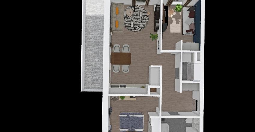 test76 Interior Design Render