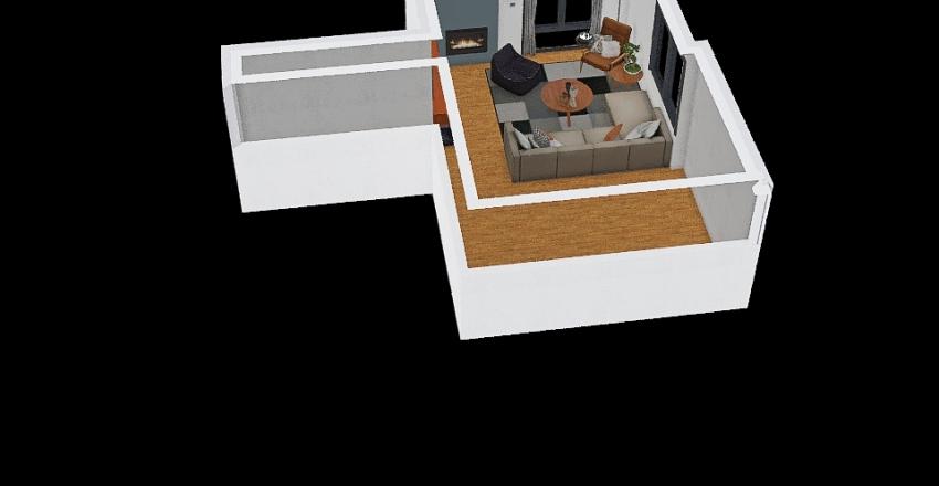 metewra Interior Design Render