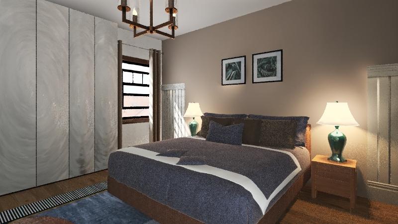 dely Interior Design Render