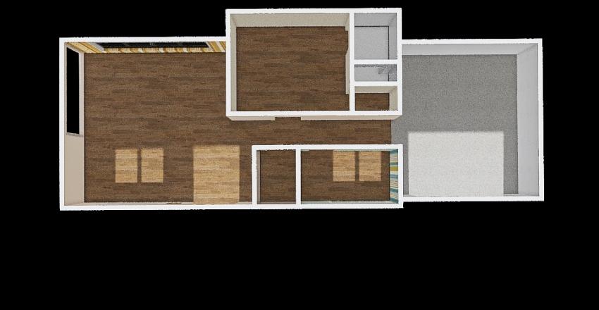 Floorplan - Stage 1 Interior Design Render