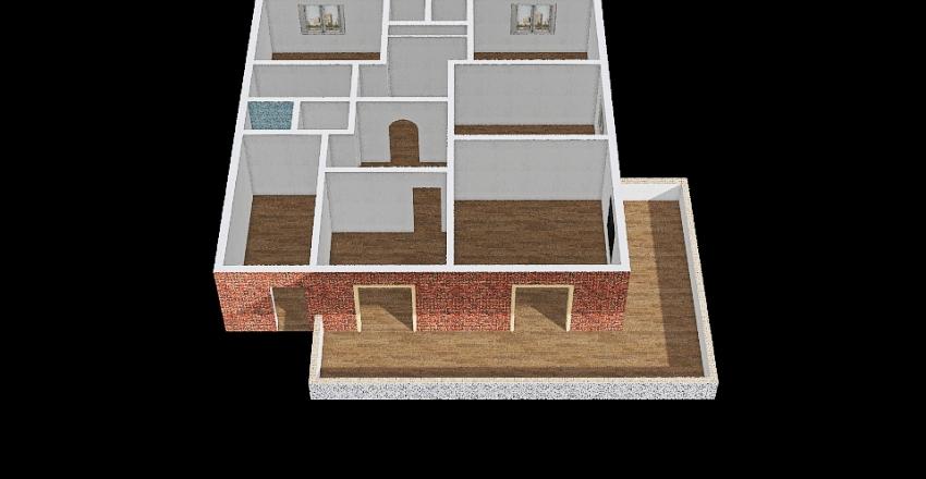 AĞILLI_HASAN_BİLGİN Interior Design Render