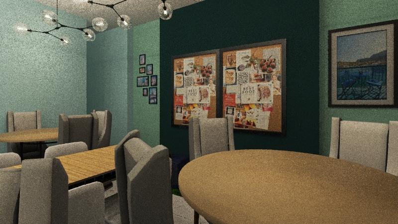 EW Interior Design Render