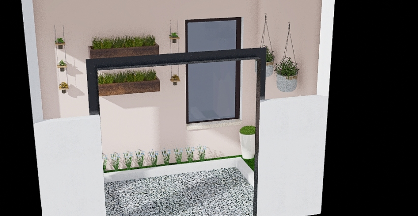 jd inverno Interior Design Render