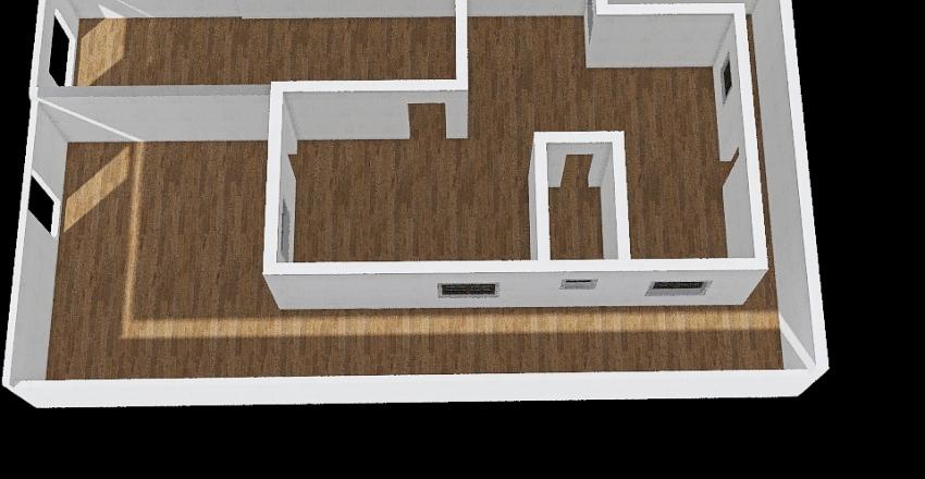 Casa Velha NOVA Interior Design Render