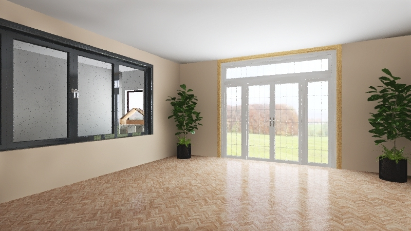 Nature Center Real Interior Design Render