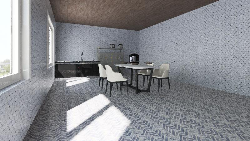 Eletiva matematica 707 Interior Design Render