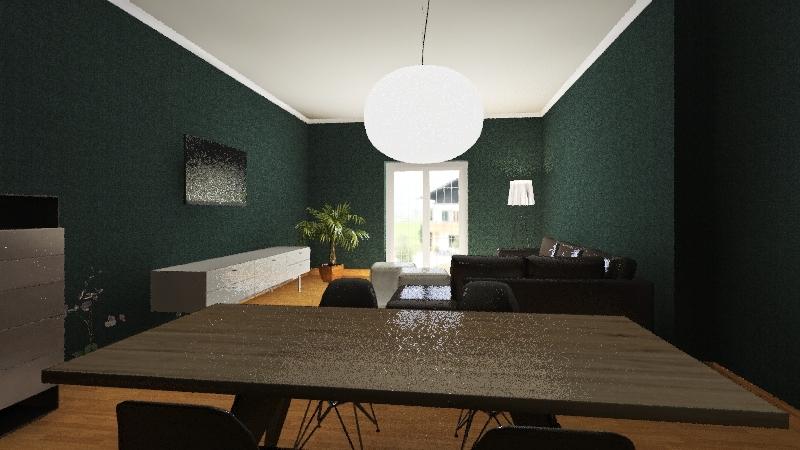 rinovatson one rome olerea Interior Design Render
