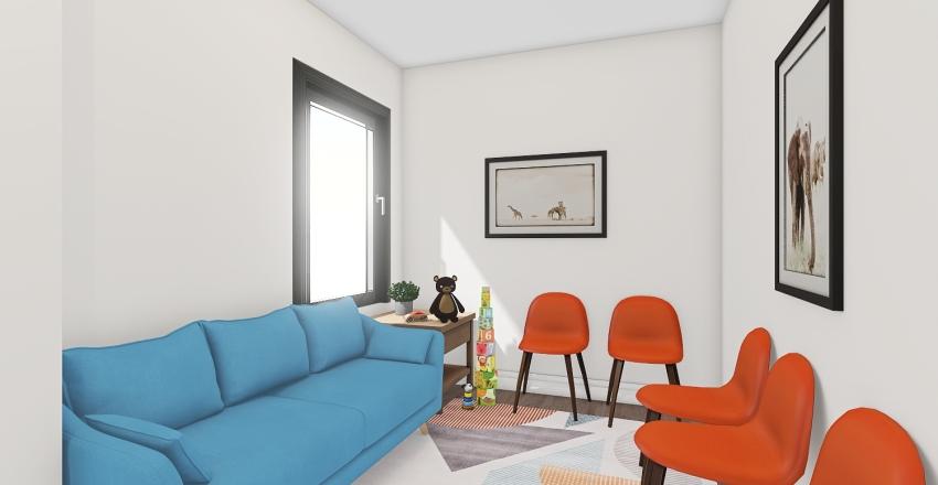 Building 34 Interior Design Render