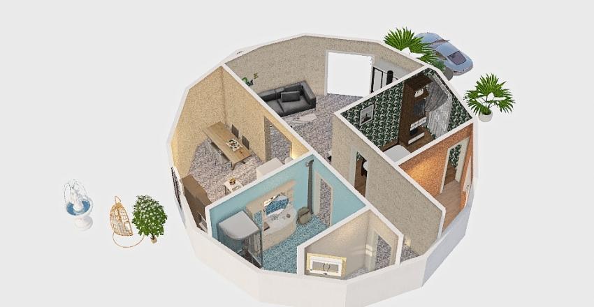 T505LouAnneLimouzin1 Interior Design Render