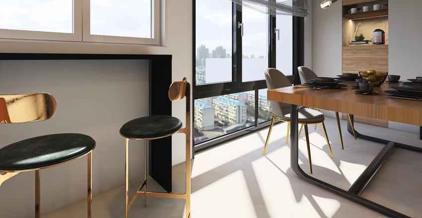 JOS Y HUGO 2 Interior Design Render