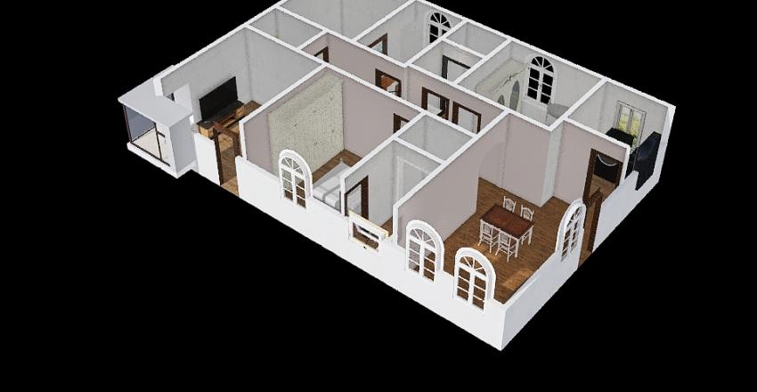 Burga Robles Interior Design Render