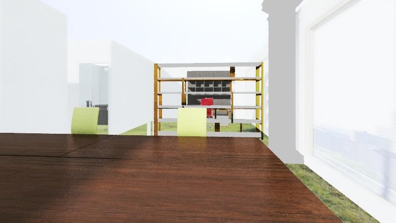 ACG Office ver.3 Interior Design Render