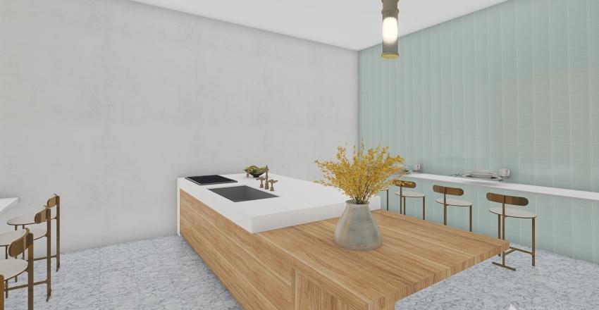 copa  Interior Design Render