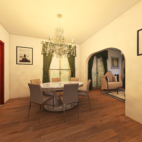 Bolo home project Interior Design Render