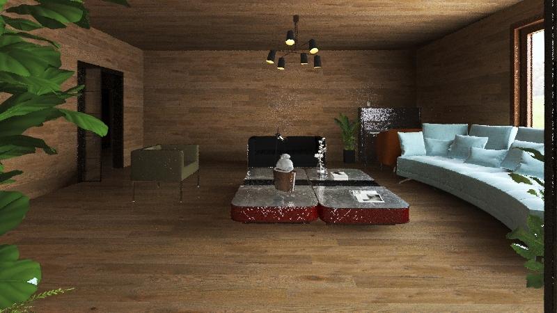 DISEÑO PRIMER TRABAJO  Interior Design Render