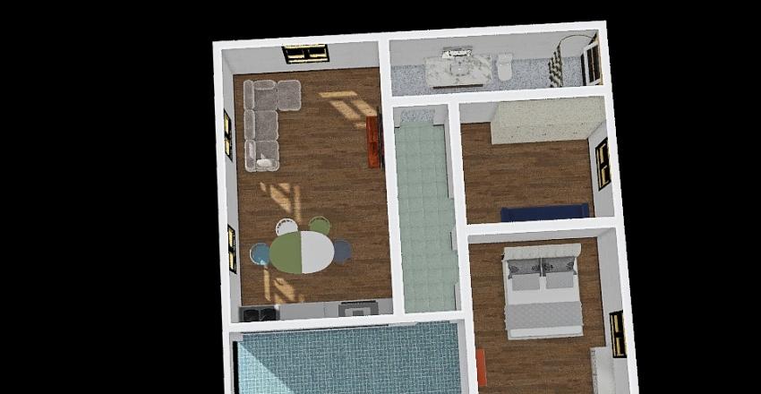 nev Interior Design Render