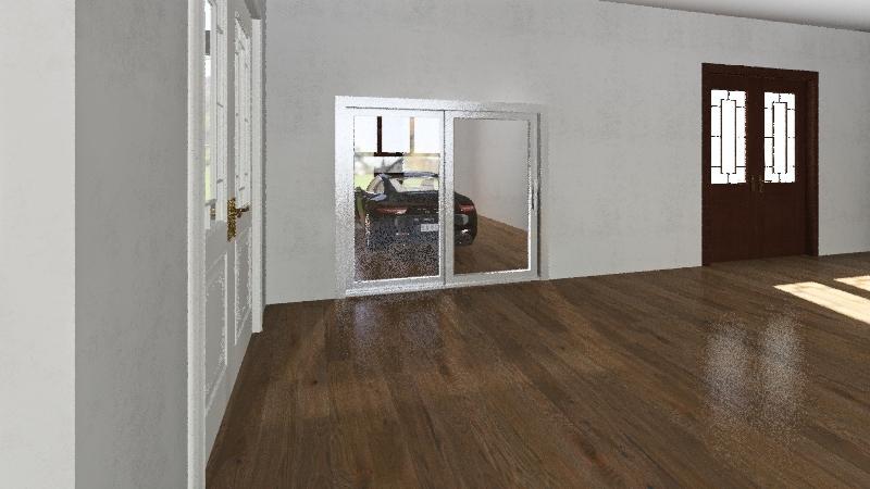 Casa Soñada Interior Design Render