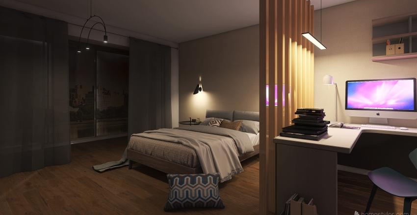 проект окончательный вариант Interior Design Render