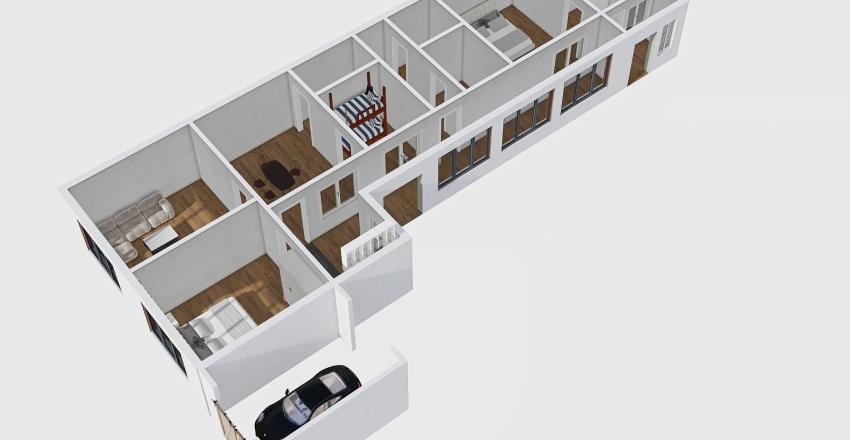 Kozuch Pobedim Interior Design Render