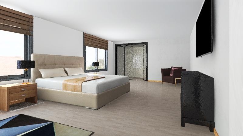 2 piso diseño Interior Design Render