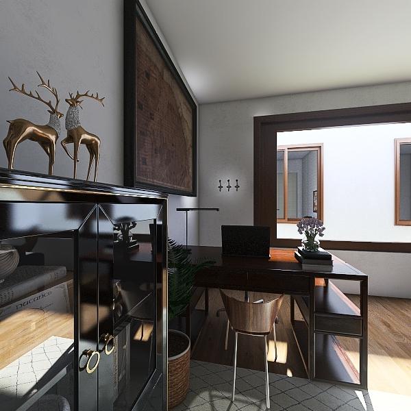 RESIDENCIAL SAN MATEO Interior Design Render