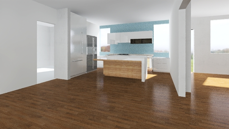 PROYECTO TA Interior Design Render