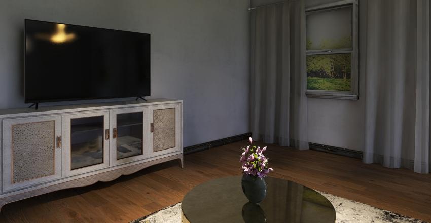 Первый набросок Interior Design Render