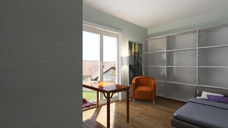 eugenio Interior Design Render