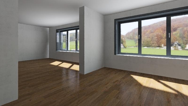Apartment design Oksana Interior Design Render