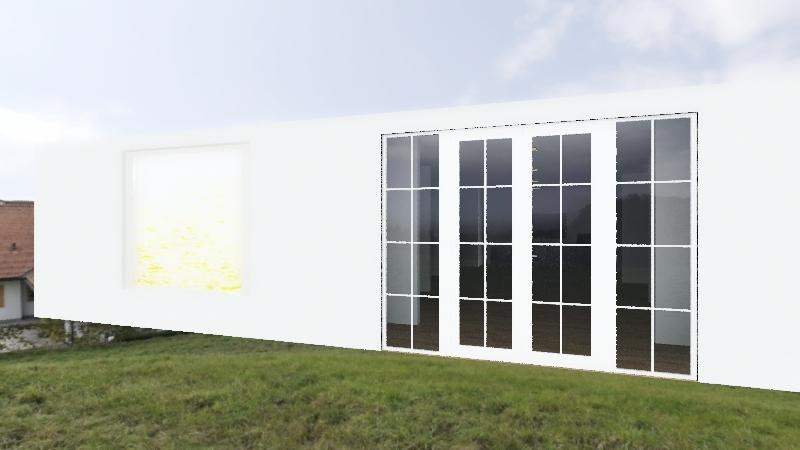 EUNOIA Interior Design Render