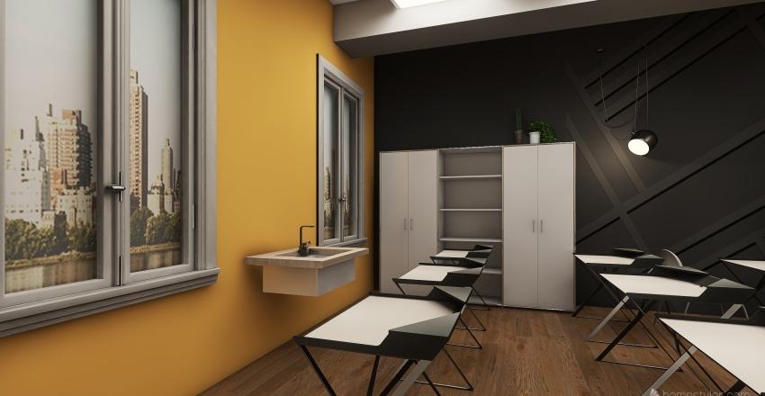 classroom29 Interior Design Render