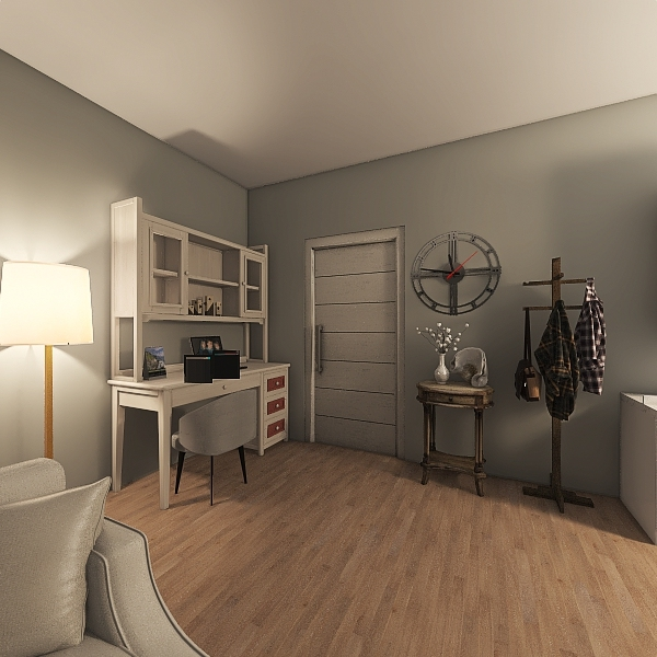 t0 Interior Design Render