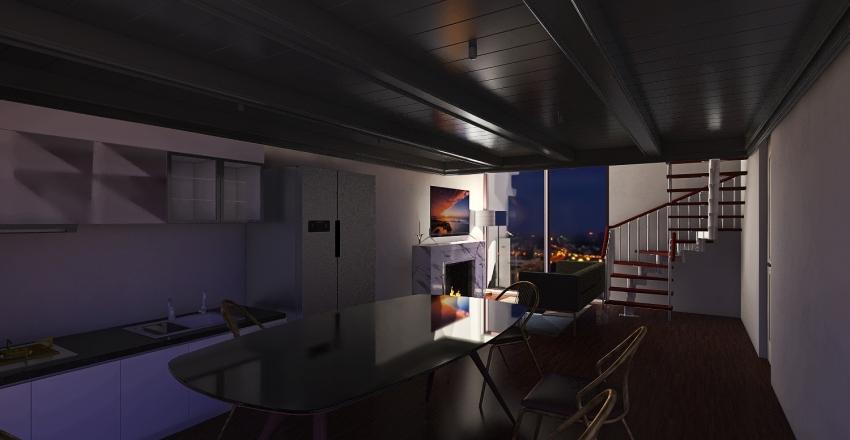 good Interior Design Render