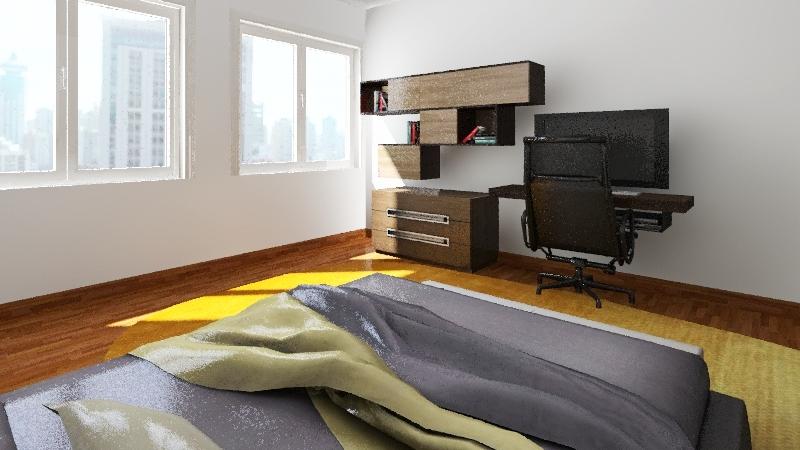 Edited demo project! Interior Design Render