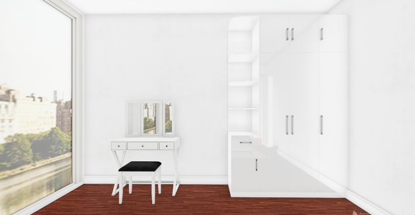 Minimalism/Минимализм Interior Design Render