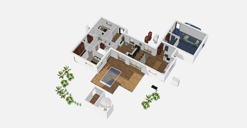 Nancrevant 2021 Interior Design Render