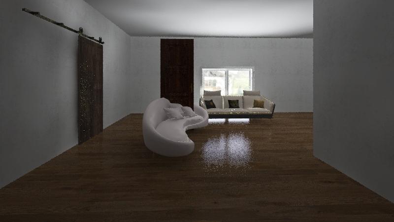 AD Design  for floor plan Interior Design Render