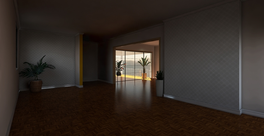 PROYECTO TA_AS Interior Design Render