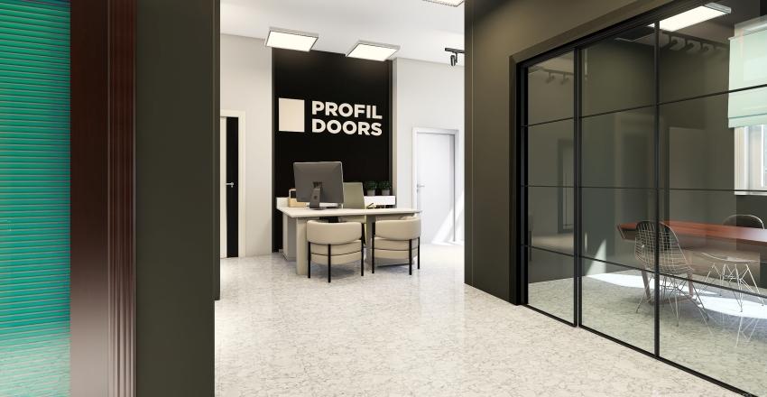 офис2 Interior Design Render