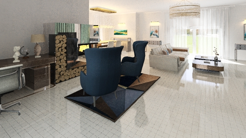 ripaille Interior Design Render